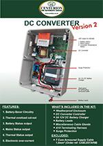 DC Convertor Brochure