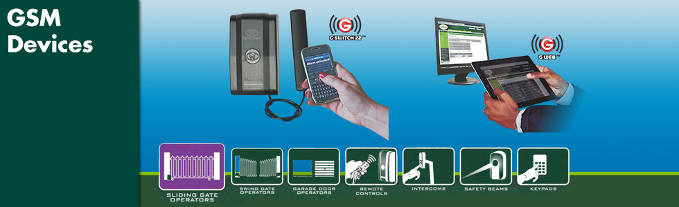 GSM Devices - Centurion Systems UK LimitedCenturion Systems
