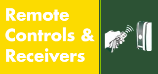 Remote Controls & Receivers